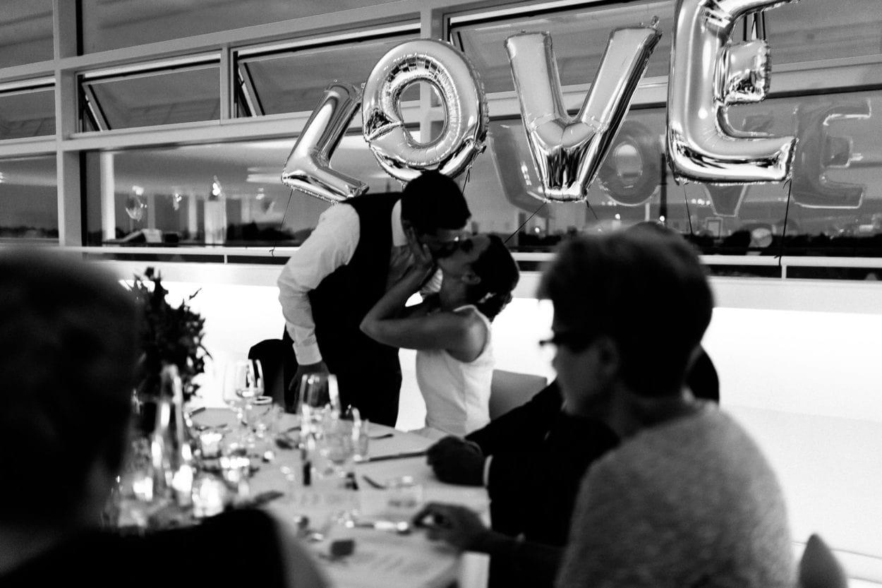 Hochzeitsfeier in der Skylobby Gütersloh