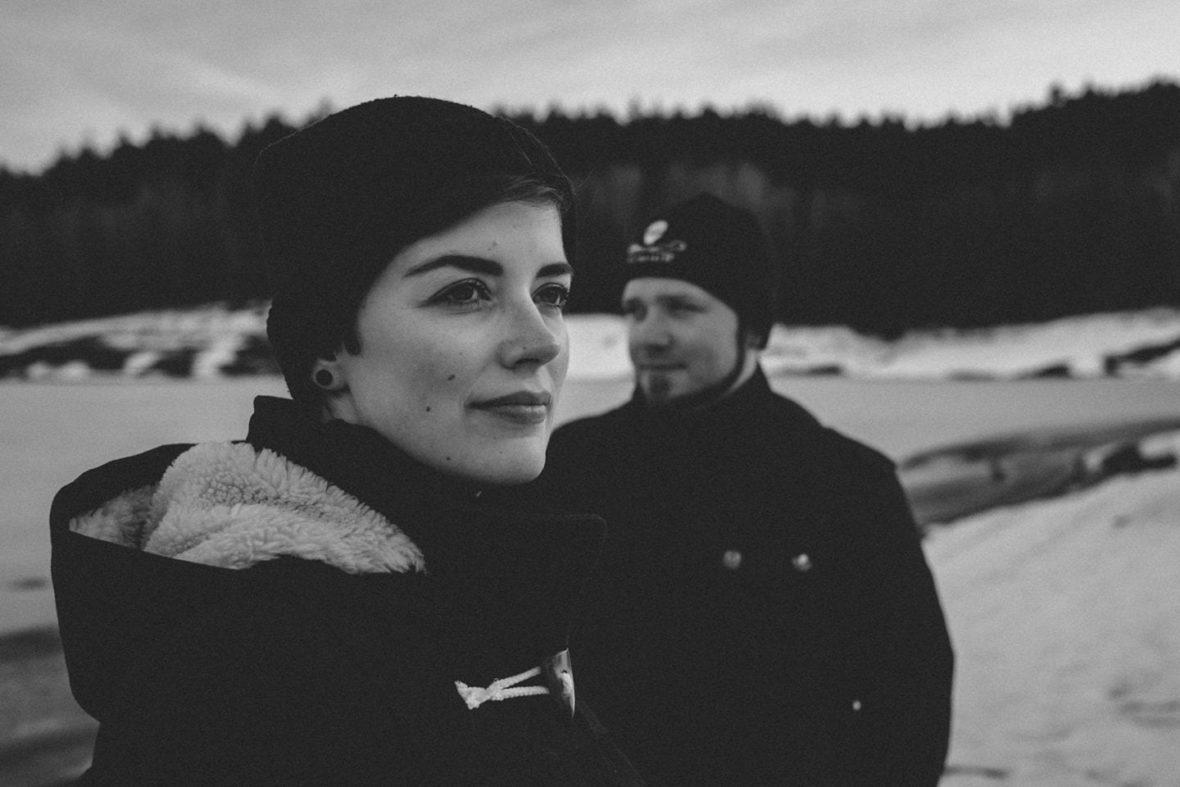 Sarah&Helge auf dem Kahlen Asten