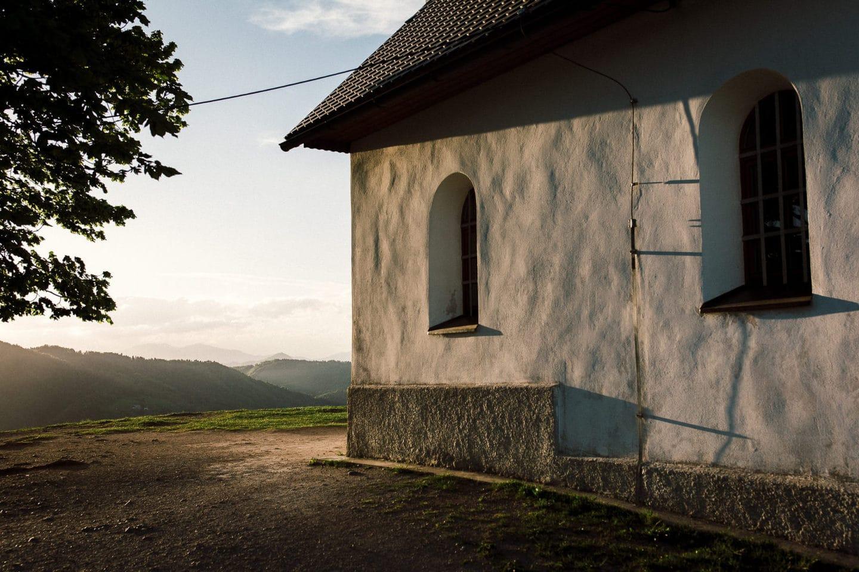 Kirche in Slowenien