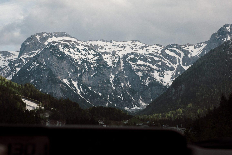 Berge in Slowenien