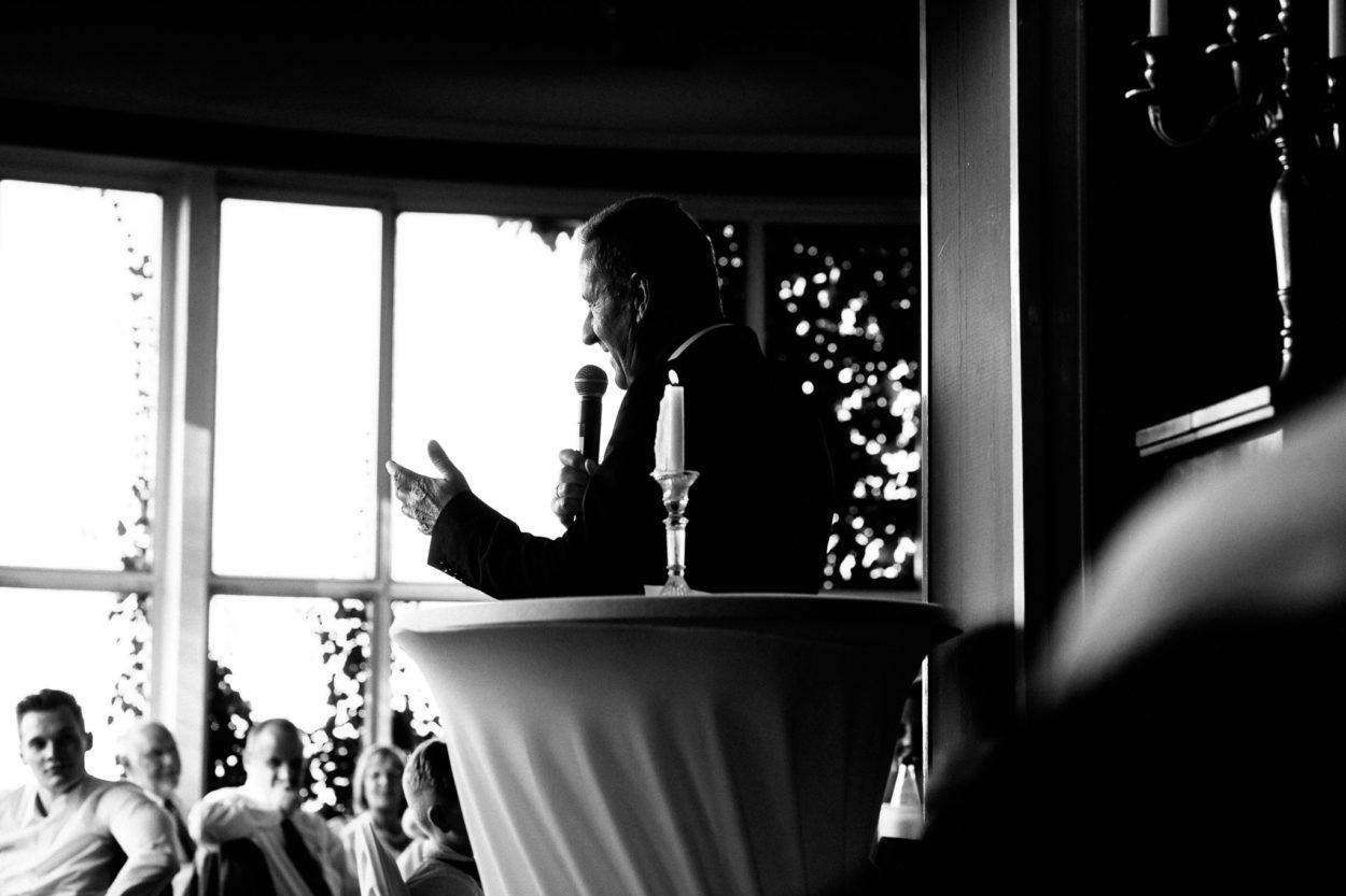 Rede vom Brautvater in Bielefeld