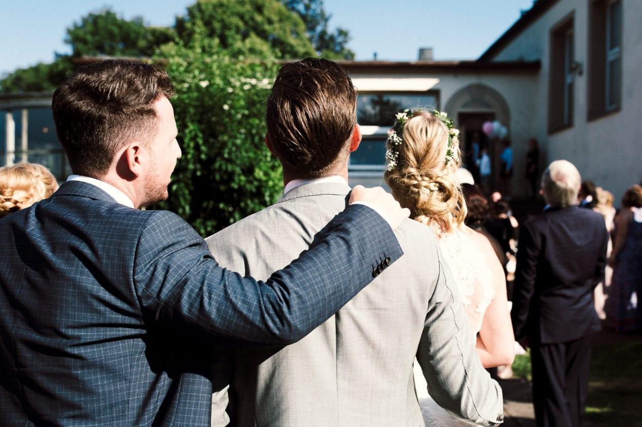 Freie Trauung - Schöne Aussicht Bielefeld - Moderne Hochzeitsfotografie Bielefeld