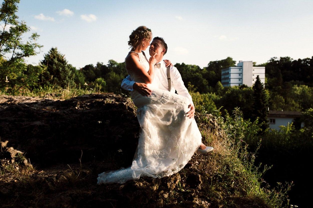 """Eine elegante, bayrische Hochzeit in der """"Schöne Aussicht"""" Bielefeld"""