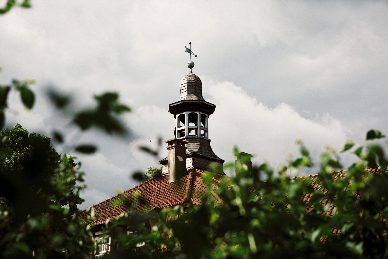 Der Turm von Gut Eckendorf