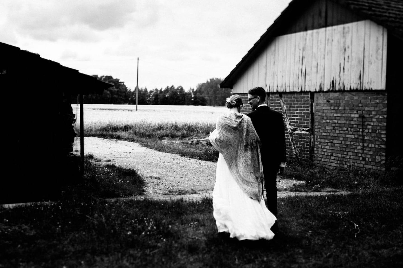 Boho Hochzeitskleid in Bielefeld