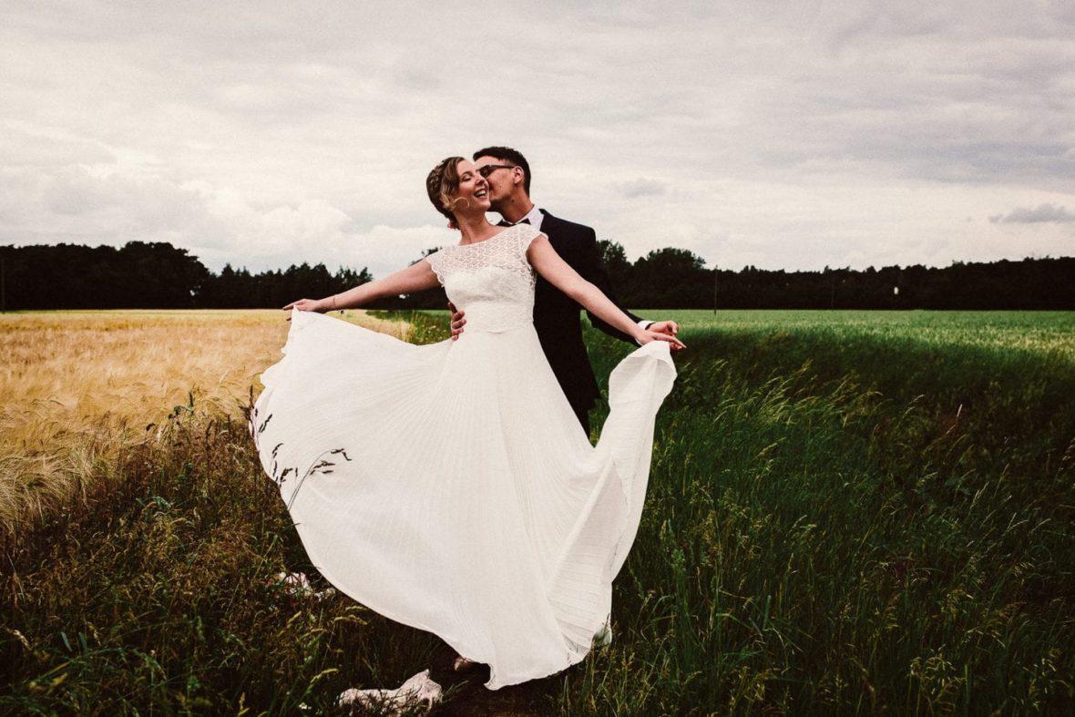 Boho DIY Hochzeit in Marienfeld