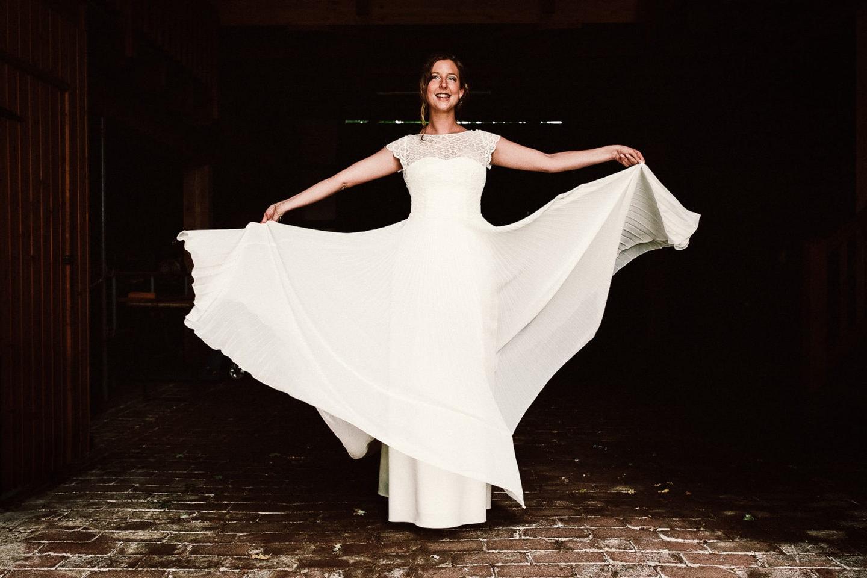 Hochzeitskleid von Light and Lace Couture