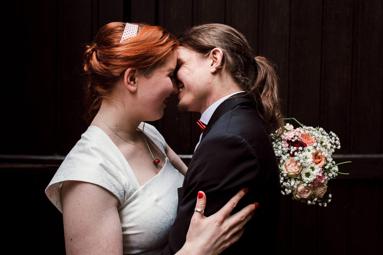 liebevolles Paarshooting in Osnabrück