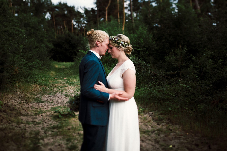 DIY Hochzeit auf Schloss Sythen