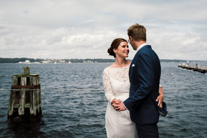 Hochzeit am Meer, Flensburg