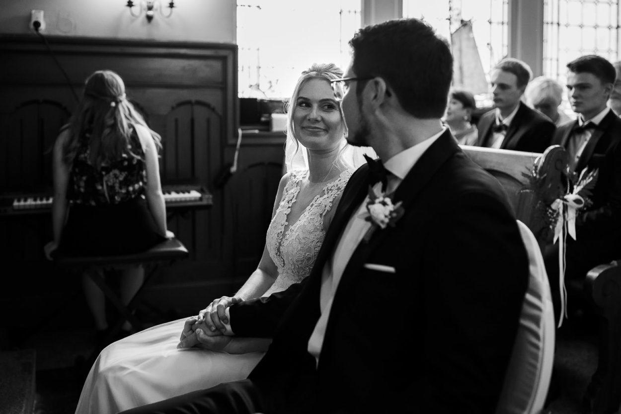 Hochzeit an der Nordsee in der Kapelle Neuharlingersiel